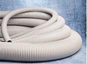 韩式风管-PVC风管,吸料,集尘,塑筋加强,耐磨.真空,水,径芯不易折断的东谷VS胶管/D-PD