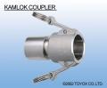 日本TOYOX-管件,不锈钢接头,对接,金属接头,KAMLOK COUPLER接头/HC
