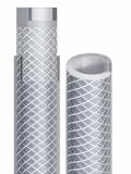 意大利IPL-热塑性橡胶软管,化妆品,纤维编织,高温,真空,50%酒精,化学品,高压气(水),食品,防静电/用于食品药品输送,125度/Pharmapress HT (HH)