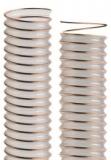意大利IPL-PU(聚氨酯)吸料管,集尘,钢丝加强,高温,真空,耐磨,排风,食品,排静电/用于颗粒,碎料,塑料粒子等/ VC 906