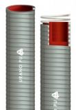 意大利IPL-PU(聚氨酯)吸料管,塑筋加强,耐磨,高温,真空,高压气(水)管/用于泥浆,砂石,水泥等/Urano PU (UR)