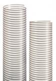 意大利IPL-PU(聚氨酯)吸料管,钢丝加强,耐磨,高温,真空,排风,食品.高压气(水),防静电/用于颗粒,碎石,塑料粒子等/Vulcano SC 1,75 (VJ)