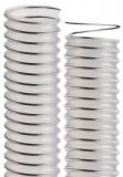 意大利IPL-PU(聚氨酯)吸料管,集尘,钢丝加强,高温,真空,耐磨,排风,食品,排静电/用于颗粒,碎料,塑料粒子等/Vulcano PU HDS 15 ET (VI)