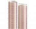 意大利IPL-PU(聚氨酯)吸料管,钢丝加强,高温,耐磨,真空,排风,高压气(水),食品,防静电/用于颗粒物,碎料,塑料粒子等/X4 909