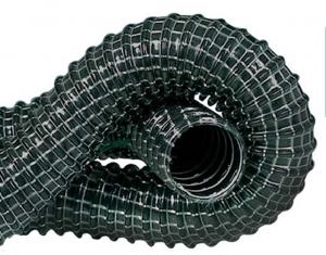 意大利IPL-PU(聚氨酯)吸料管,集尘,钢丝加强,高温,真空,耐磨,排风,食品,排静电/用于颗粒,碎料,塑料粒子等/EV 801